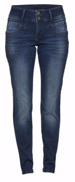 PULZ Stacia Skinny CURVE jeans